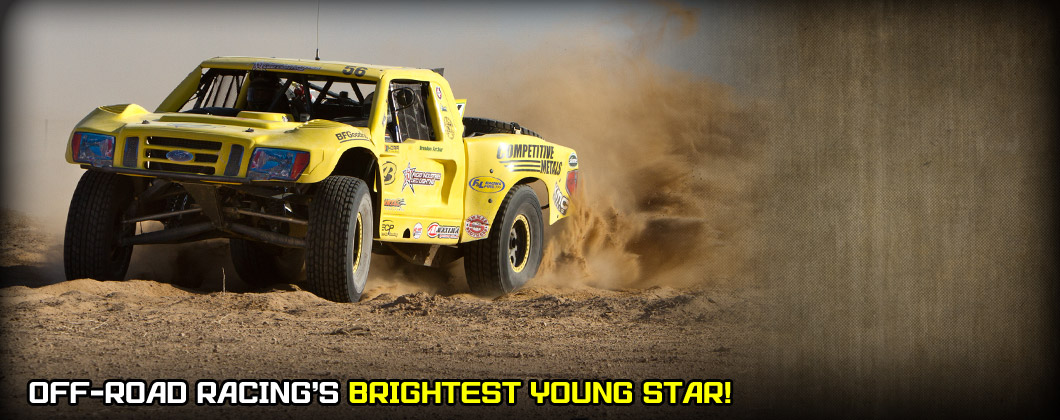 Desert Racing Trophy Truck