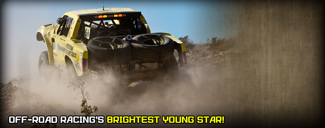 Trophy Truck Racing, Rigid Industries
