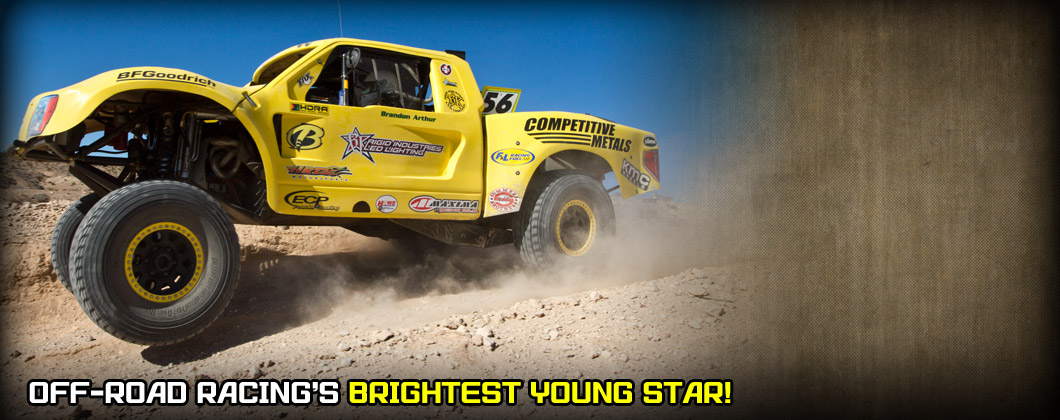 SCORE Trophy Truck, Maxima Racing Fuels
