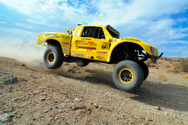 Off Road Racing, Trophy Truck, Rigid Industries, Pro Traffic Services