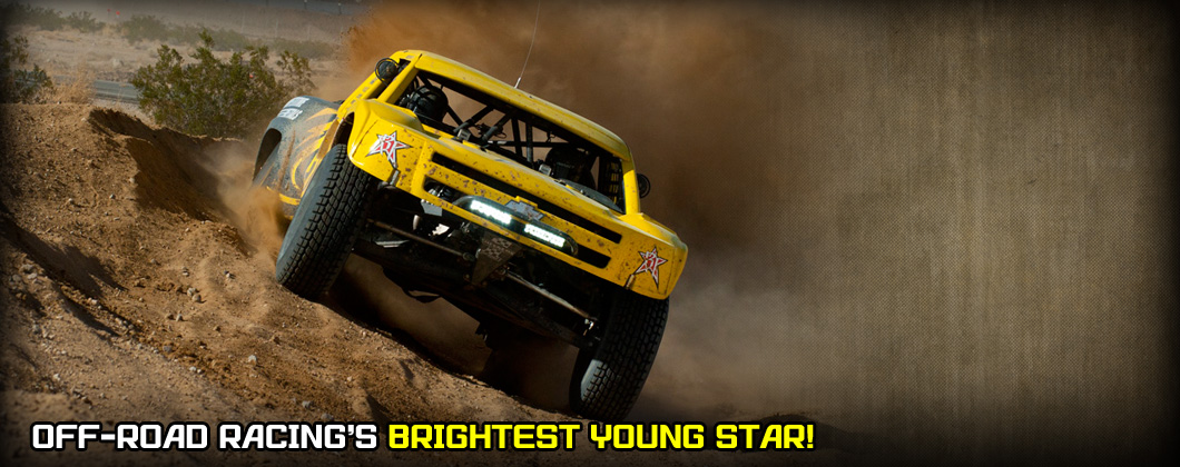 Trophy Truck, Brandon Arthur, Bink Designs, Off Road Racing, FiberwerX, Magnaflow, FOX, Summer Brothers