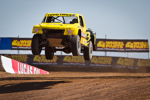Off Road Jump, Brandon Arthur Jump, Competitive Metals, Toyo Tires, Pro Traffic Services, Bink Designs