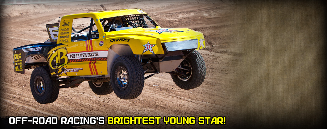 Brandon Arthur, Lucas Oil Off Road Prolite, HRT Motorsports, Rigid Industries, Competitive Metals