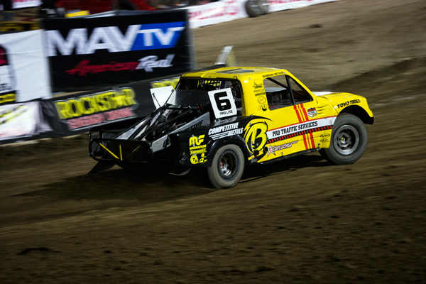 Brandon Arthur, Wirefab, Toyo Tires, Trailready Wheels, Rockstar Energy, MavTV