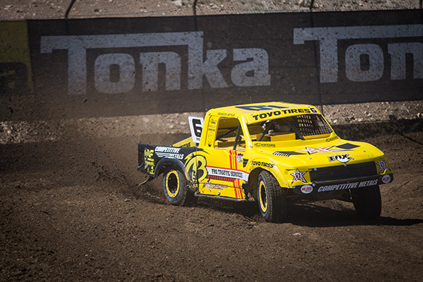 Brandon Arthur, Stinger, Summer Brothers, FOX Racing Shox, Rigid Industries, Toyo Tires