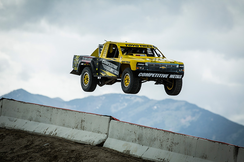 Brandon Arthur, Competitive Metals, Pro Traffic Services, Toyo Tires, Method Race Wheels, Utah