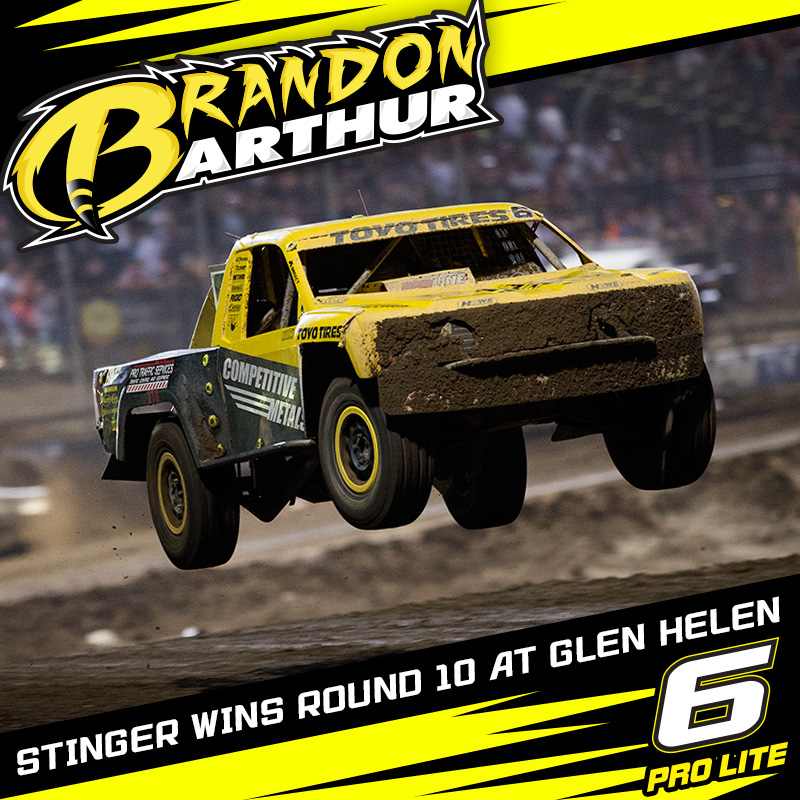 Brandon Arthur Bounces Back For The Win At Glen Helen