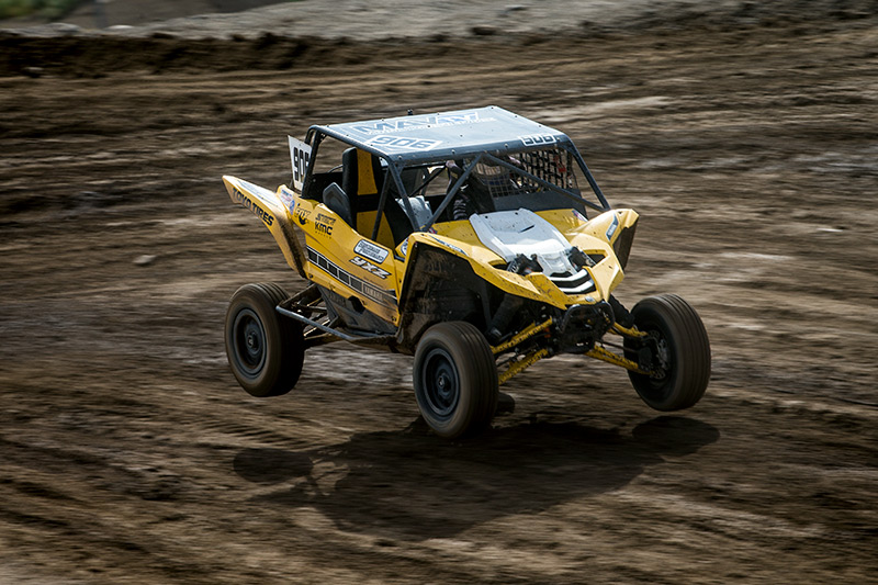 Brandon Arthur, Yamaha XYZ, KMC Wheels, STEEL-IT, UTV, Bink Designs