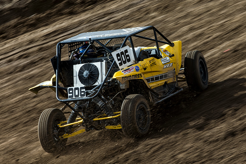 Brandon Arthur, Yamaha UTV, Blu Cru, Toyo Tires, KMC Wheels, STEEL-IT, Benchmark Performance, Bink Designs