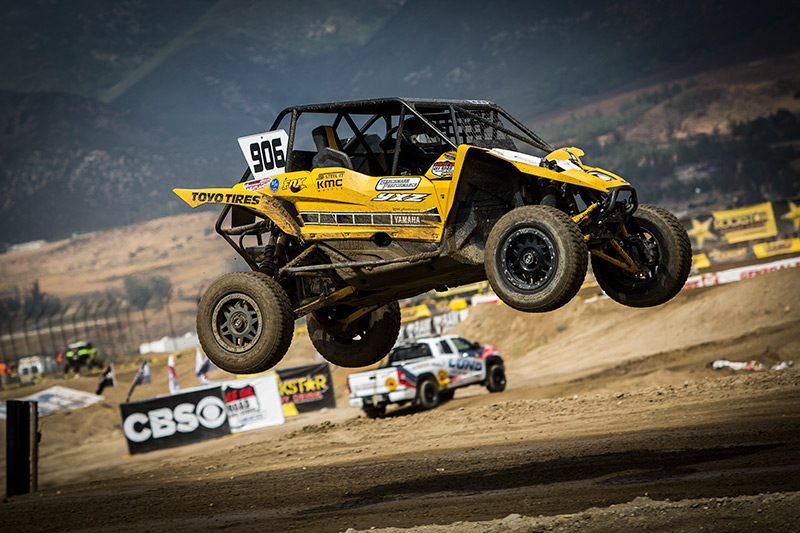 Brandon Arthur, Toyo Tires, Yamaha YXZ, FOX, STEEL-IT, Bink Designs